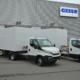 Ablieferung von zwei Sattel-Auflieger für Elis Schweiz